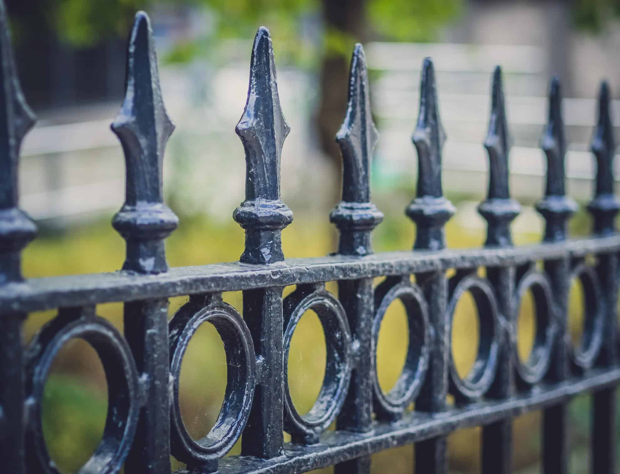 High Point NC Fencing - Wrought Iron Fencing and Gates