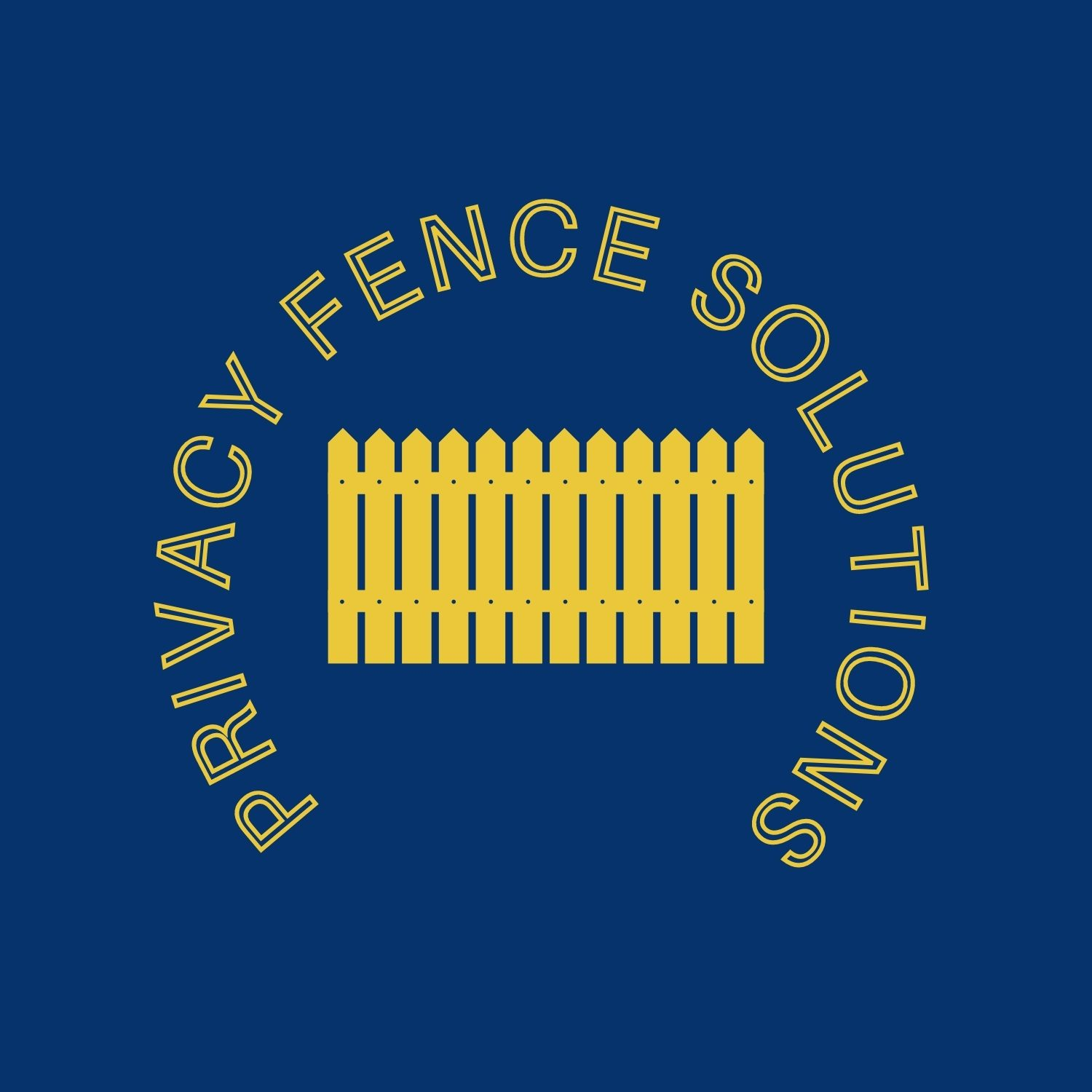 Privacy Fence Solutions logo